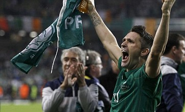 Ireland fan hoodwinks his way onto Estonia bench for Euro 2012 play-off win