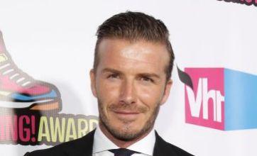 David Beckham hits out at 'appalling' Sepp Blatter racism remarks