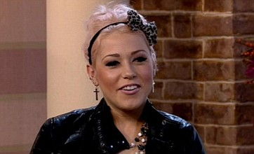Amelia Lily admits excitement at being back in X Factor 'bubble'
