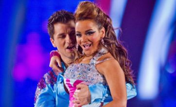 Alex Jones and Chelsee Healey top Strictly Come Dancing scoreboard