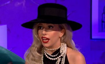 Lady Gaga confirms Elton John duet on Alan Carr: Chatty Man