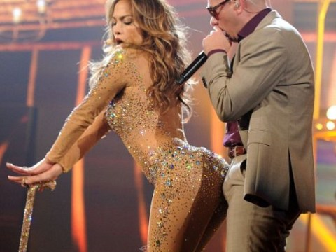 Pitbull's done a World Cup song with Jennifer Lopez. Which sounds like every other World Cup song