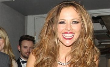 'Grown up and 30' Kimberley Walsh marks birthday in style
