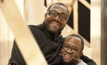 Lenny Henry: 'I've been doing yoga to prepare for The Comedy Of Errors'