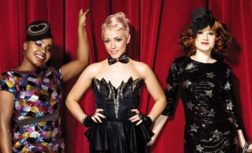 X Factor girls Amelia Lily, Janet Devlin and Misha B get sexy makeover