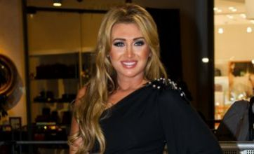 Lauren Goodger claims Mark Wright and Sam Faiers only speak on TOWIE