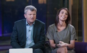 Daybreak's Adrian Chiles and Christine Bleakley to settle payout