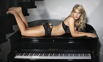 Luisana Lopilato strips for Ultimo as Michael Bublé hails 'amazing wife'