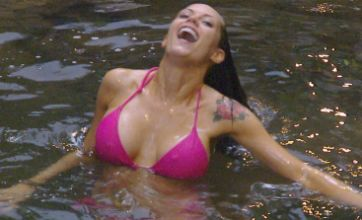 I'm a Celeb's Jessica Jane Clement: I'll only wear bikinis from now on