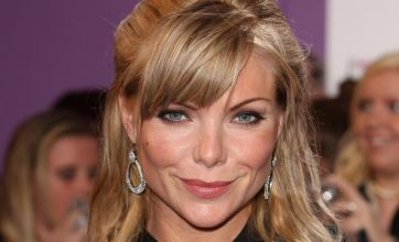 Samantha Womack 'in running for Britain's Got Talent panel'