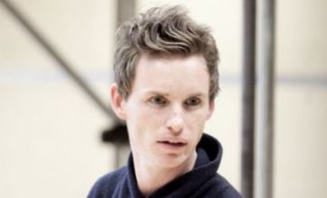 Eddie Redmayne: I thought of Gaddafi while rehearsing Richard II