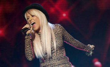 X Factor's Amelia Lily hits out at fat jibes as she downplays diabetes scare