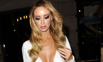 Lauren Pope shows off her boobs in revealing top: Dare to wear?