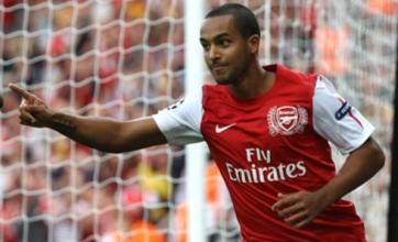 Theo Walcott part-exchange bid from Juventus 'to include Milos Krasic'