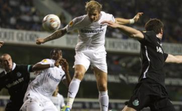 Roman Pavlyuchenko 'agrees personal terms' for Spurs to Lokomotiv transfer