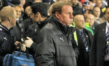 Harry Redknapp turns Scrooge and cancels Christmas at Spurs