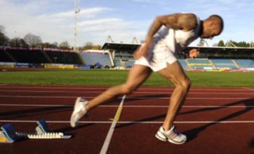 London 2012 sprinter James Ellington eBay sponsorship auction successful