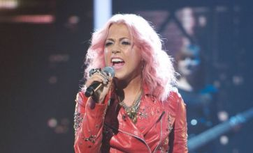 X Factor's Amelia Lily 'made to feel like a traitor' for return to competition