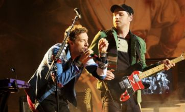 'Too old' Coldplay to join Leona Lewis and JLS for X Factor final at Wembley