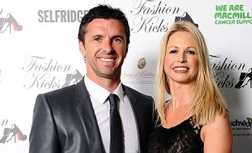 Gary Speed's wife Louise to join fans' tributes at all his former clubs