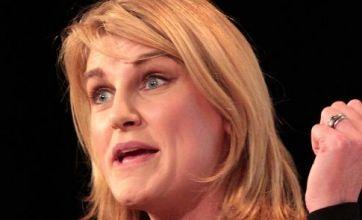 Sally Bercow brands David Cameron an 'arrogant toff'