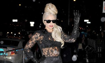 Lady Gaga takes outlandish style cues from visionary designers of the 1930s
