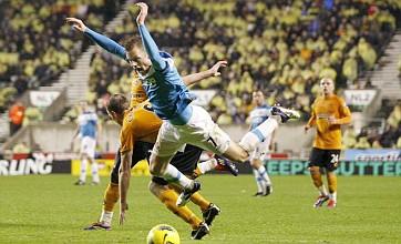 Sebastian Larsson penalty miss costs Sunderland win at Wolves