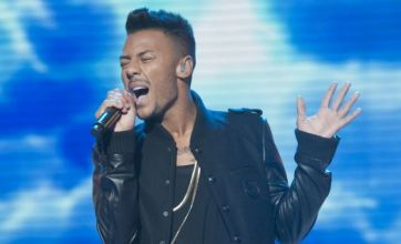 Louis Walsh and Gary Barlow continue X Factor bickering over Marcus Collins