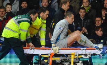 Shay Given KO is a big blow, admits Aston Villa ace