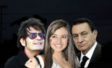 Egypt, Charlie Sheen and Rebecca Black top Twitter topics in 2011