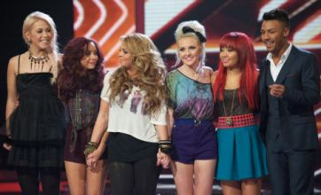X Factor finalists ready themselves as Tulisa predicts 'biggest final ever'