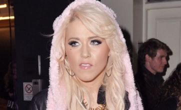 Kelly Rowland's concern for Amelia Lily as she falls ill before X Factor final