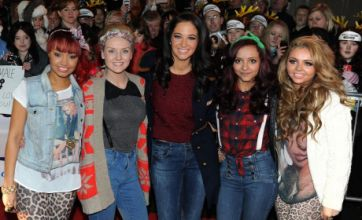 Tulisa on Little Mix X Factor final duet: I'm more nervous than they are