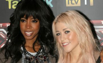 Amelia Lily: Kelly Rowland and I were so upset over HMV X Factor 'fix' fuss