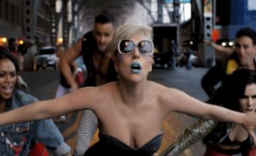 Lady Gaga writes song about Princess Diana's death