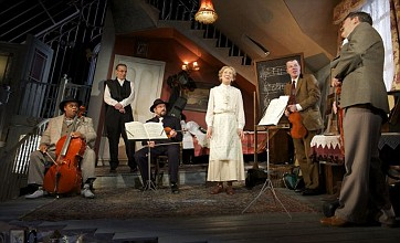 Graham Linehan's The Ladykillers is a clever and brave adaptation