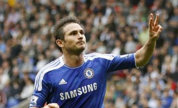 Chelsea's Frank Lampard linked with swap deal to Real Madrid
