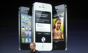 O2 launches iPhone 4S leasing service for £55 per month