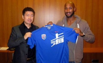 Shanghai Shenhua sign Nicholas Anelka and now want Didier Drogba