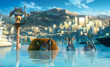 Madagascar 3 teaser trailer released online