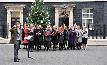 Gareth Malone's Military Wives outsell Take That in pre-orders