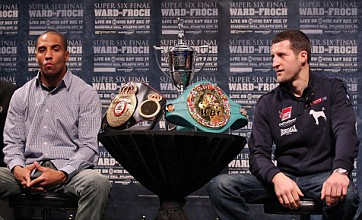 Carl Froch fires warning to Andre Ward about dirty fighting