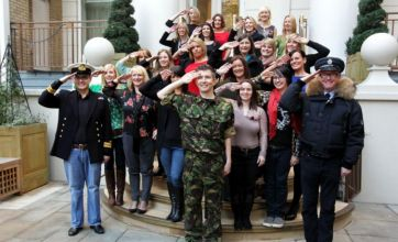 Gareth Malone: Military Wives have Simon Cowell quaking in his boots