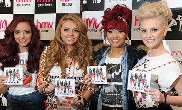 Little Mix flaunt debut single as Joe McElderry pens open advice letter
