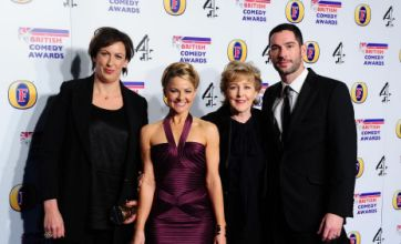 Jonathan Ross and Miranda Hart help British Comedy Awards in the ratings