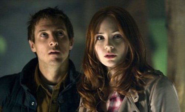 Amy Pond and Rory Williams have proven very popular Doctor Who sidekicks. (Picture: BBC)