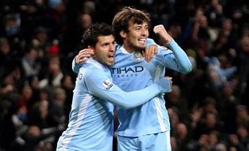 David Silva strike enough to edge Manchester City past Arsenal