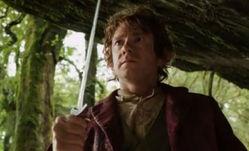 The Hobbit: An Unexpected Journey trailer previews Peter Jackson's film
