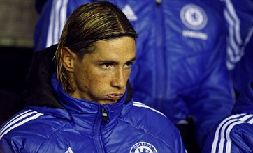 Fernando Torres 'targeted by Malaga who plan £30m bid to tempt Chelsea'