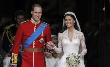 Prince William and Kate Middleton's royal wedding most watched TV 2011